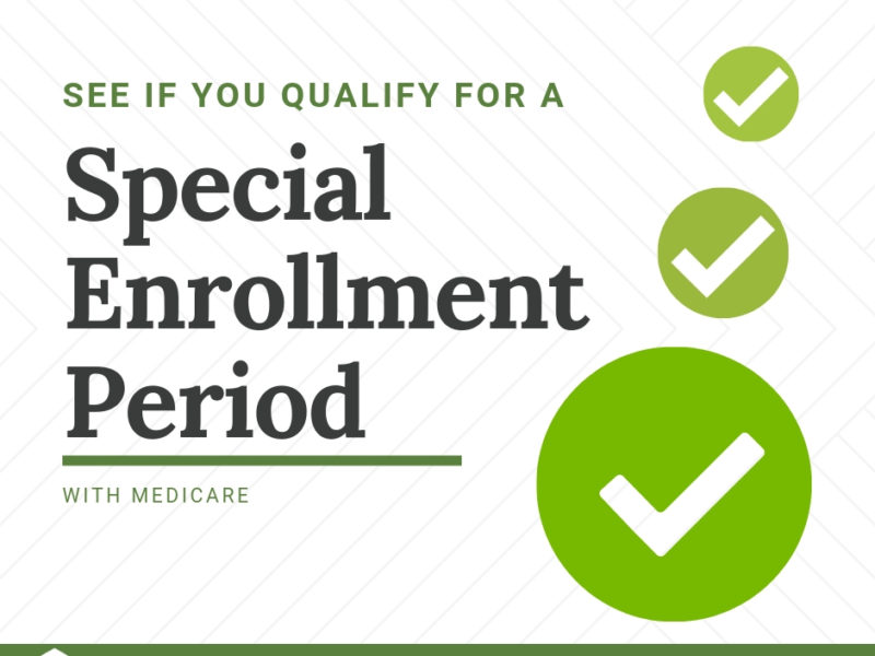 See if you Qualify for a Special Enrollment Period with Medicare